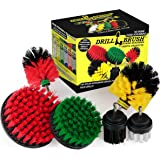 The Ultimate - Drill Brush - Cleaning Supplies - Kit - Bathroom Accessories - Shower Cleaner - Bath Mat - Kitchen Accessories