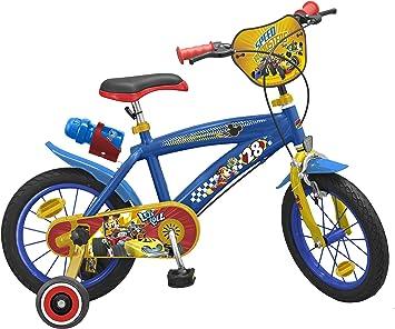 TOIMSA- Disney Mickey Mouse Bicicleta con Pedales (85-1414 ...