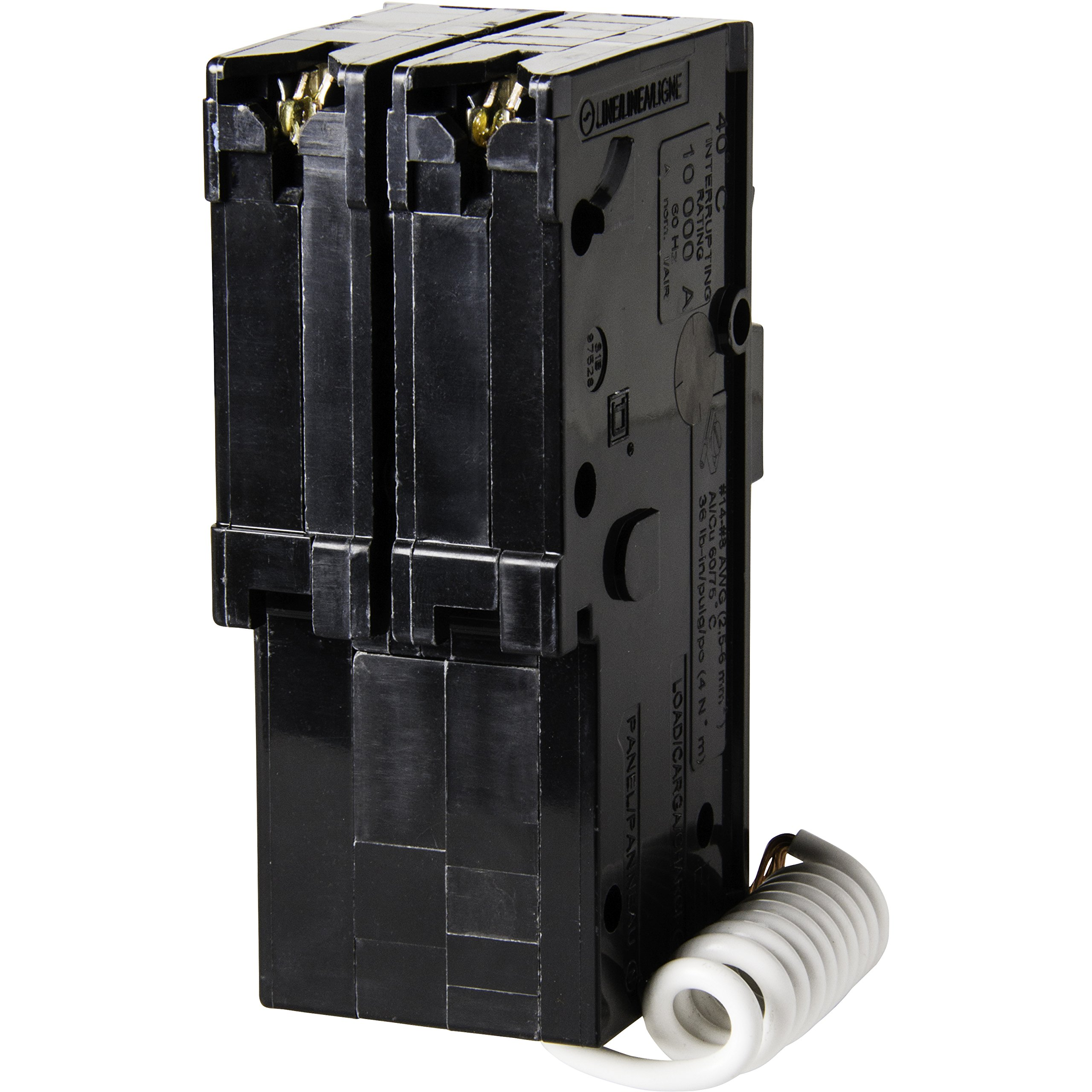 Square D by Schneider Electric HOM215CAFIC Homeline 15 Amp Two-Pole CAFCI Circuit Breaker, by Square D by Schneider Electric (Image #3)