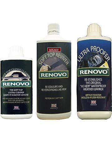 Renovo Triple REN KIT9 kit de limpieza contiene suave superior reviver/dulce Proofer/suave