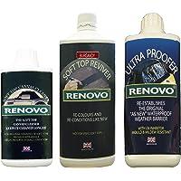 Renovo Triple REN KIT9 Kit de Limpieza Contiene