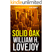 Solid Oak: A High-Stakes International Thriller