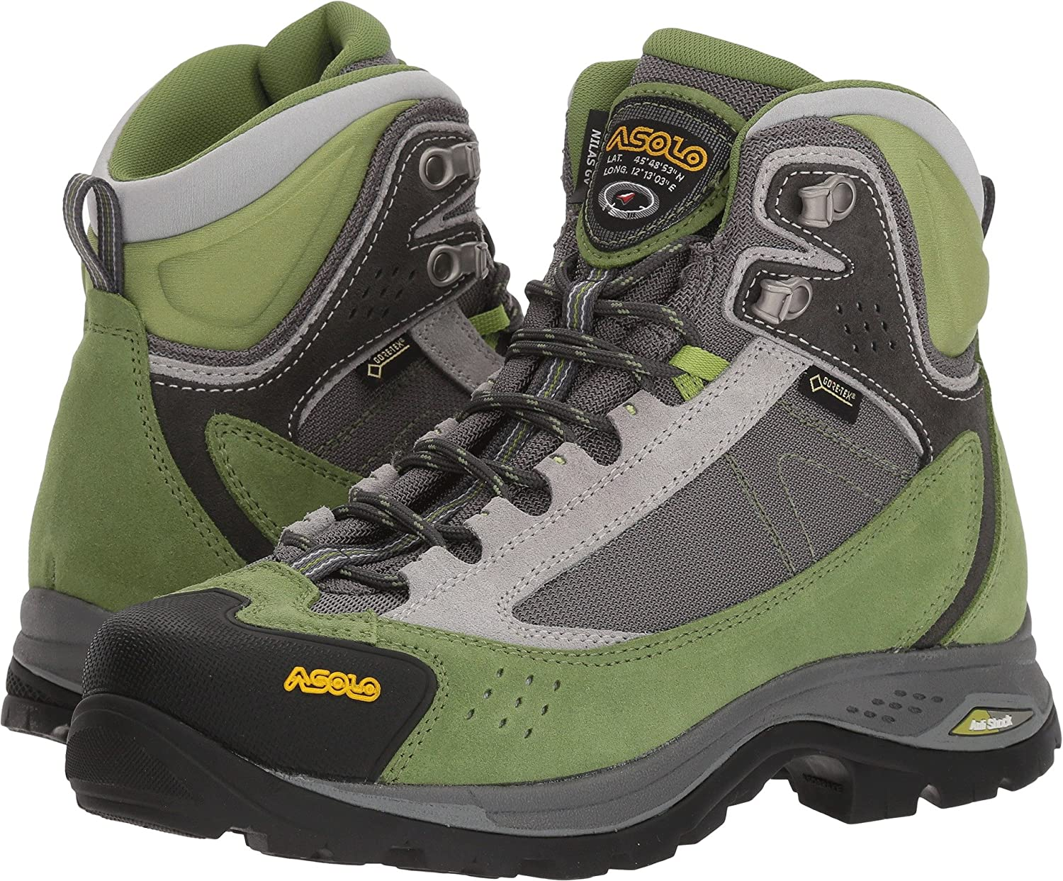 Asolo Women's Nilas GV Hiking Boot