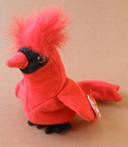 Amazon Com Cardinal Bird Plush Toy Stuffed Animal Toys Games