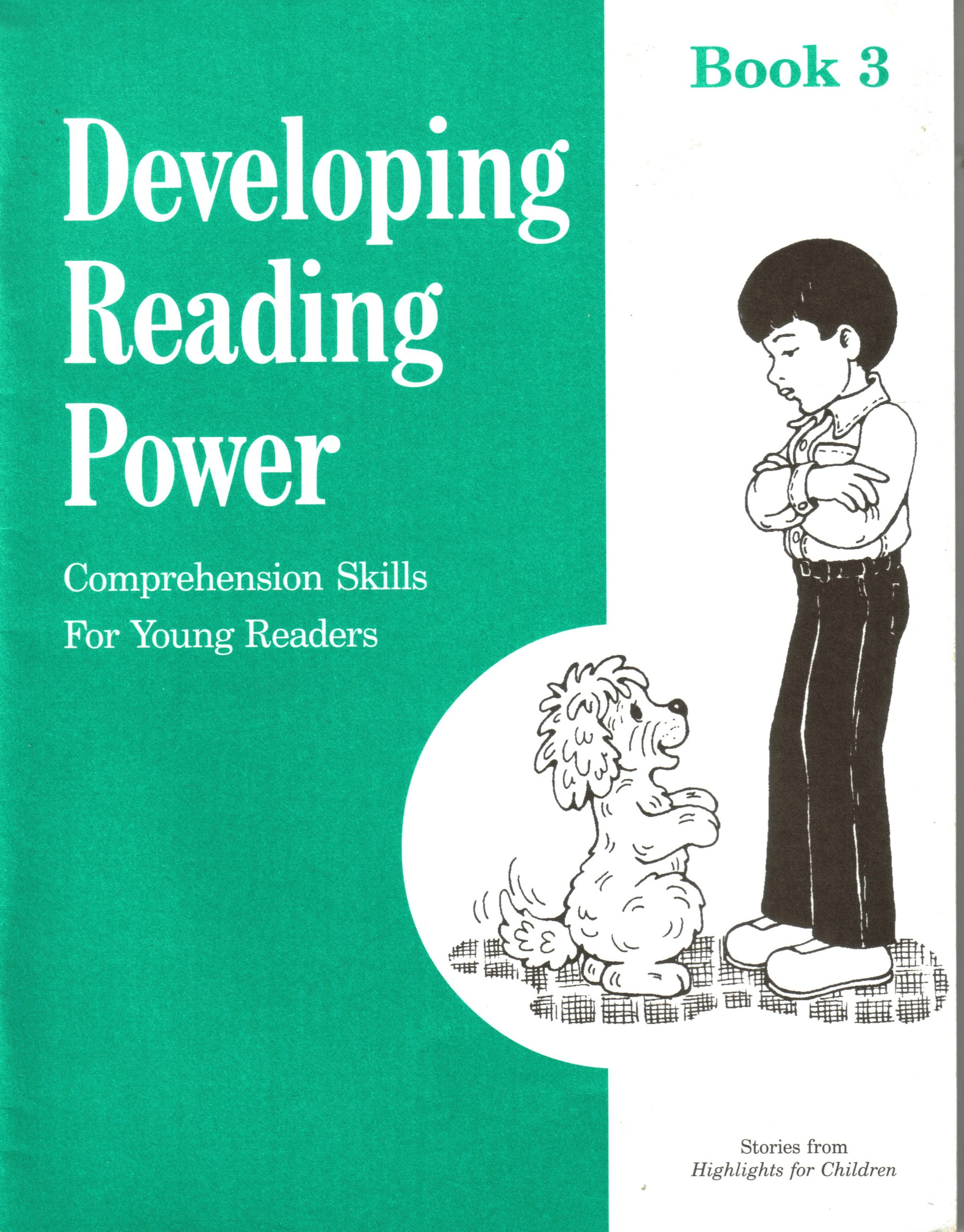 - Developing Reading Power: Comprehension Skills For Young Readers