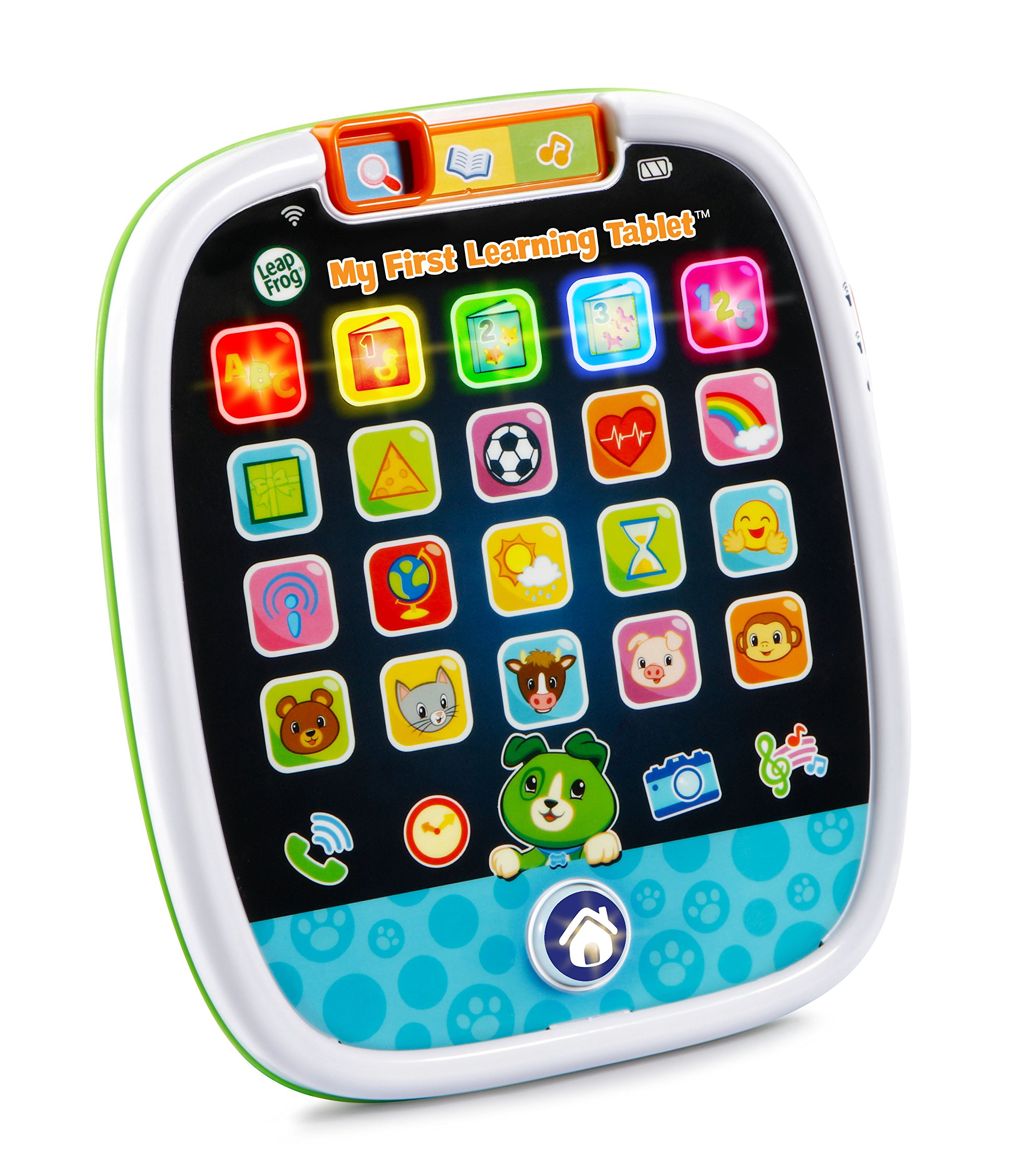 LeapFrog My First Learning Tablet, Black by LeapFrog (Image #2)
