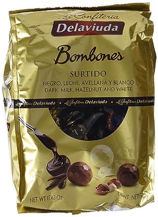 Delaviuda, Dulce de chocolate - 3 de 500 gr. (Total 1500 gr.