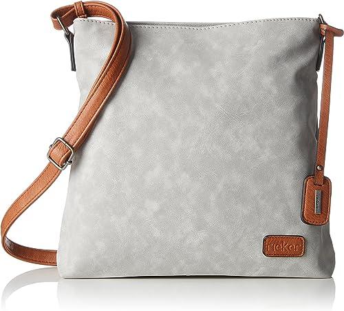 Rieker Damen Handtasche Schultertasche