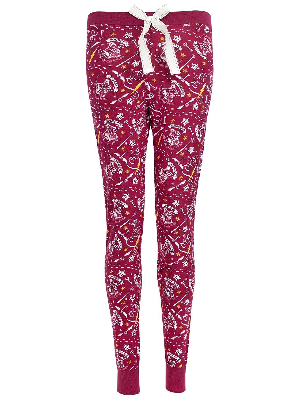 Harry Potter Pantalones de Pijama para Mujer: Amazon.es: Ropa y accesorios