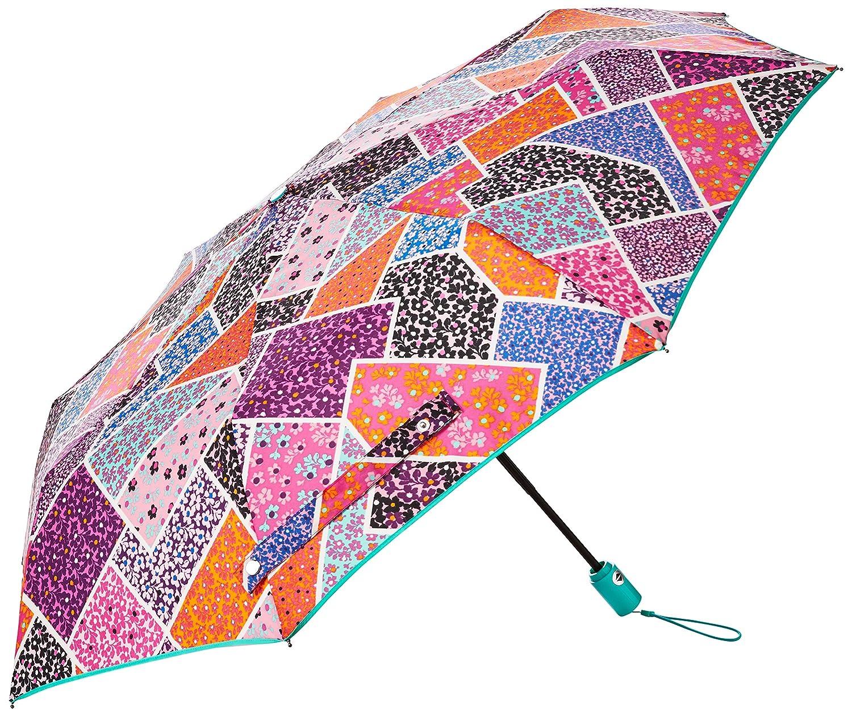 Vera Bradley Umbrella, Polyester Coral Floral 14950