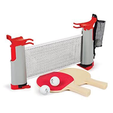 EastPoint Sports Everywhere Table Tennis Set with Molded Paddles