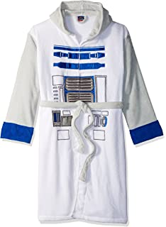 Amazon.com: Robe Factory Star Wars Chewbacca Adult Bathrobe & Swim ...