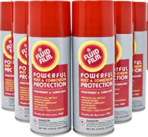 Fluid Film 11.75 oz. Spray 6-pak
