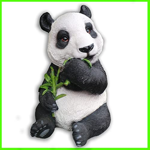 Lovely Vivid Arts NF PNDA B Panda Resin Ornament