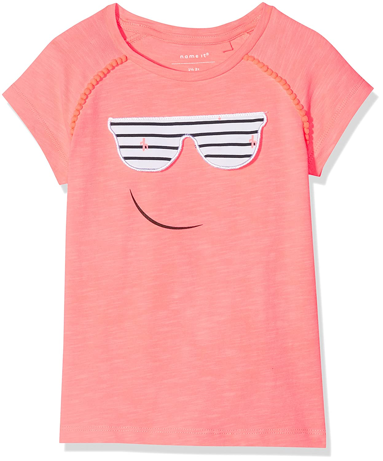 Name It Nmfderika Capsl Top, T-Shirt Bimba 13153201