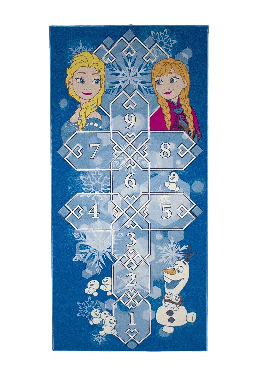 Associated Weavers P30 Disney Princesses Royal Hopscotch Playmat 80x160