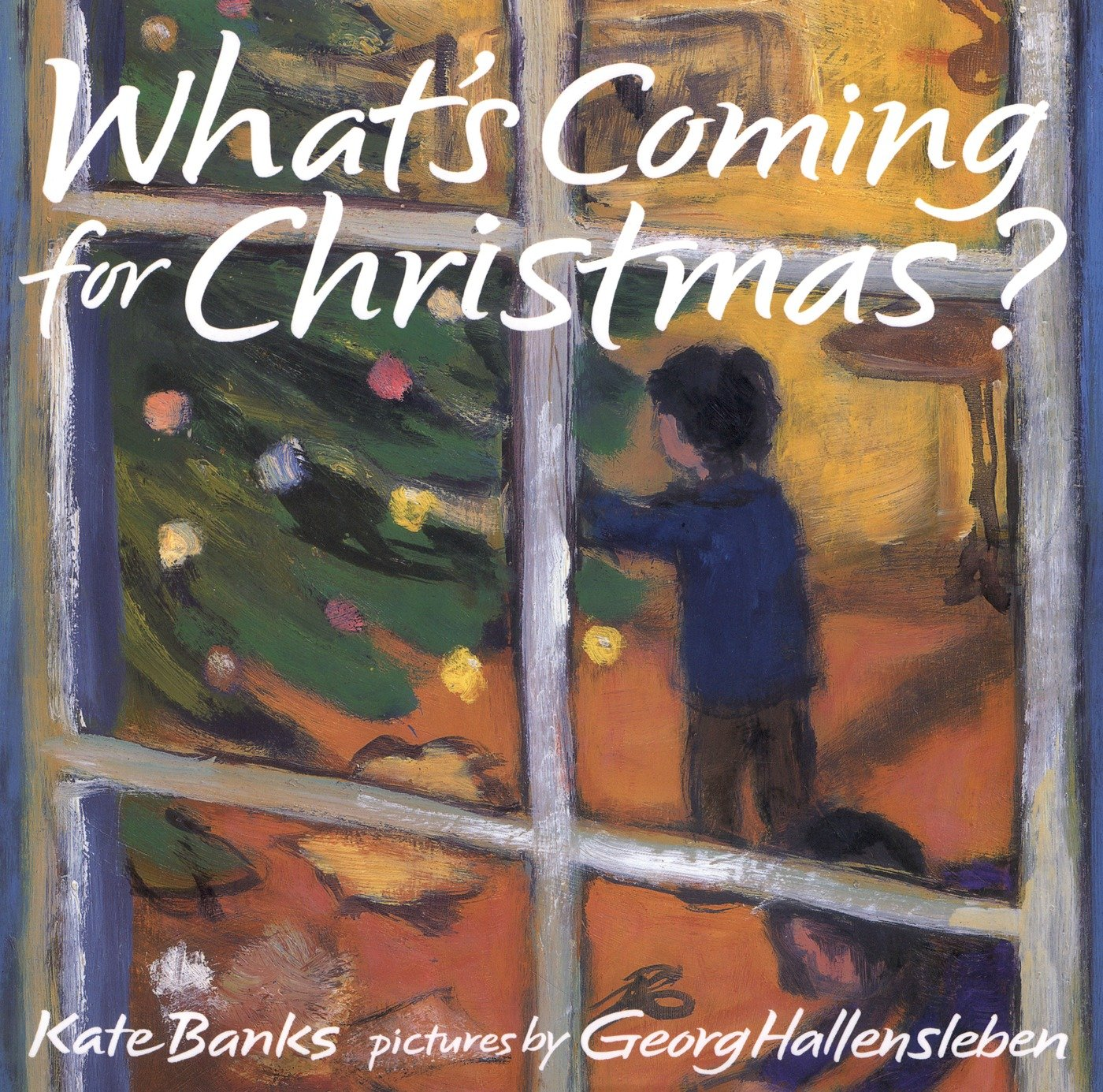 Download What's Coming for Christmas? (Frances Foster Books) pdf
