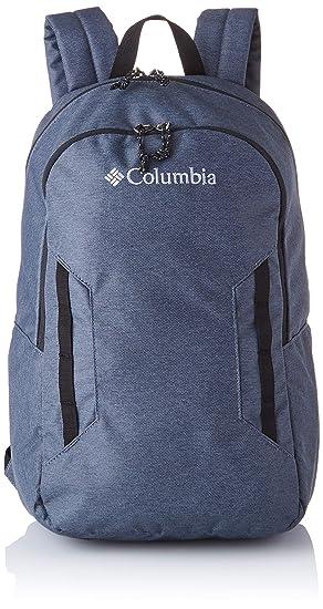 Columbia Oak Bowery Mochila, Unisex Adulto, Black Heather, O/S: Amazon.es: Deportes y aire libre