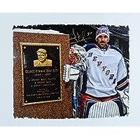 "Henrik Lundqvist New York Rangers Autographed 22"" x 26"" 2014 NHL Winter… photo"