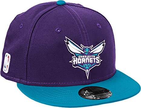 New Era NBA 9Fifty Charlotte Hornets Offical Team Colour Gorra de ...