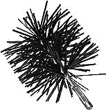 "UNITED STATES HDW MFG/U S HA BR0181 6"" RND Poly Chime Brush"