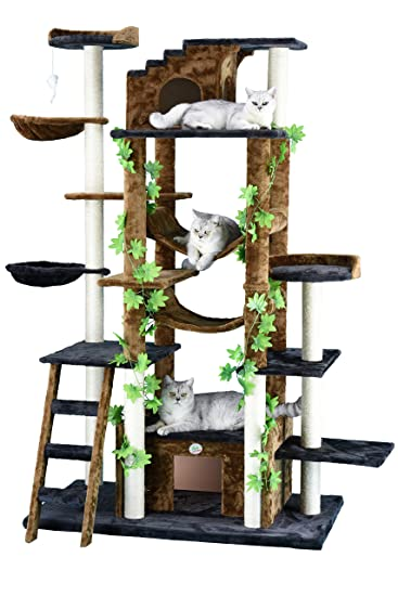 Astonishing Go Pet Club Cat Tree Furniture Download Free Architecture Designs Scobabritishbridgeorg
