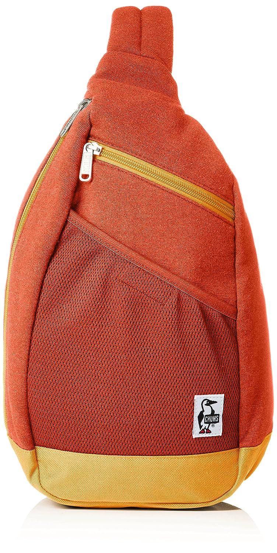[チャムス] ショルダーバッグ Body BagSweat Nylon CH60-2519-K018-00 B078KLBR1Y ヘザースパイスオレンジ ヘザースパイスオレンジ