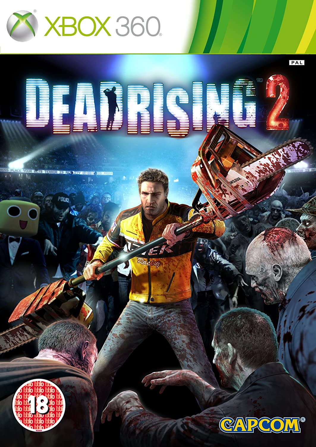 Import Anglais]Dead Rising 2 Game XBOX 360: Amazon.es: Videojuegos