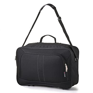 Amazon.com | 16 Inch Carry On Hand Luggage Flight Duffle Bag, 2nd ...