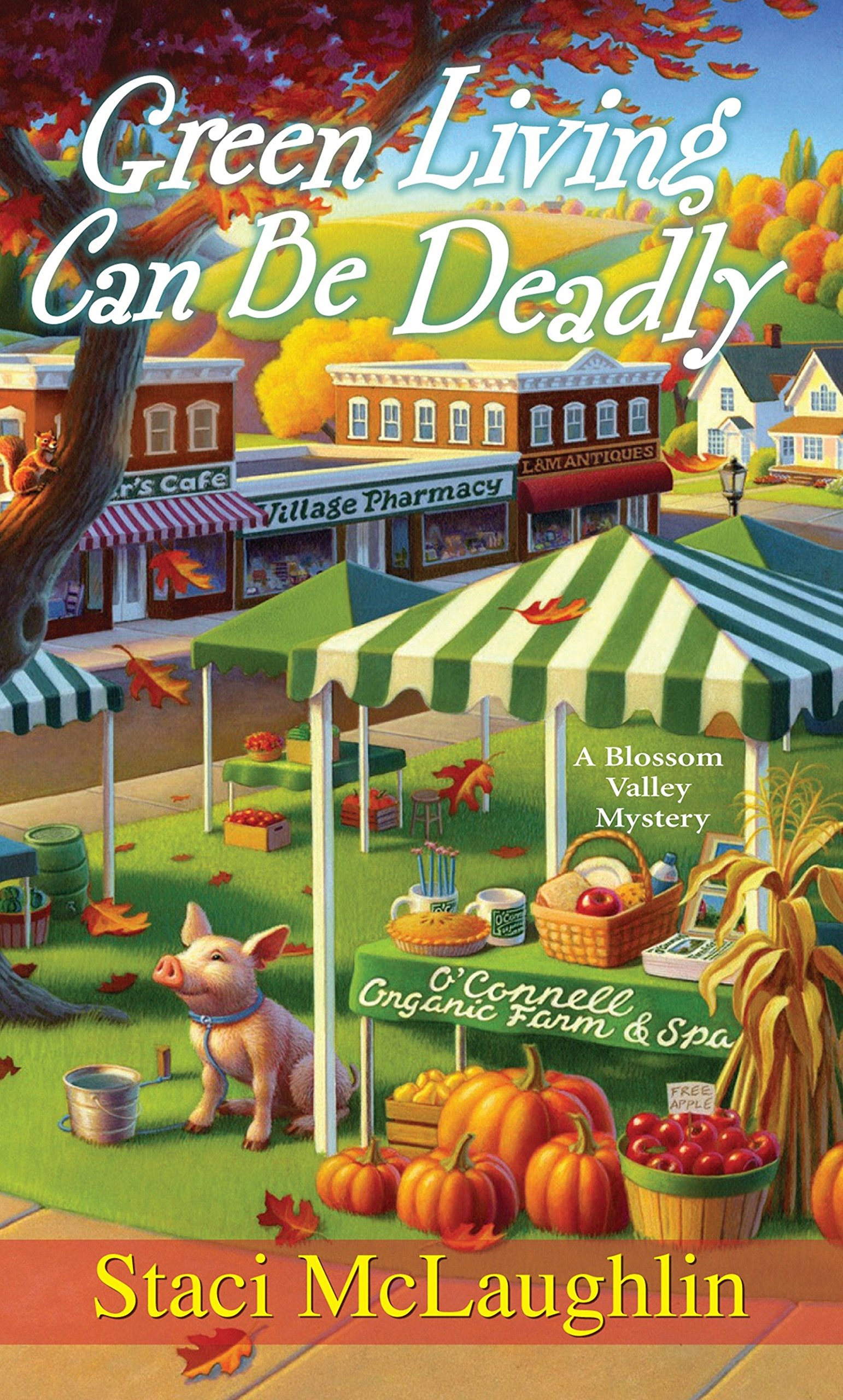 Green Living Can Be Deadly (Blossom Valley Mystery) ebook