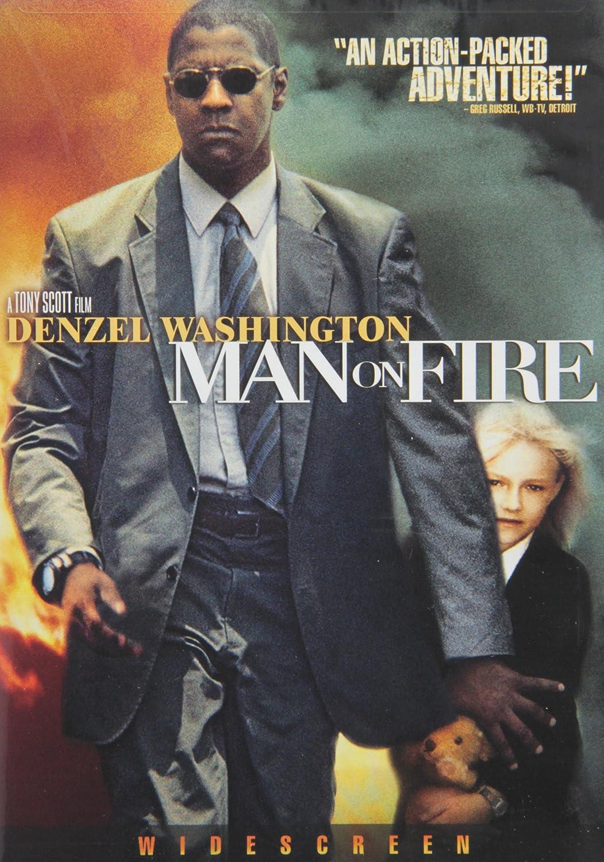 Man on Fire [USA] [DVD]: Amazon.es