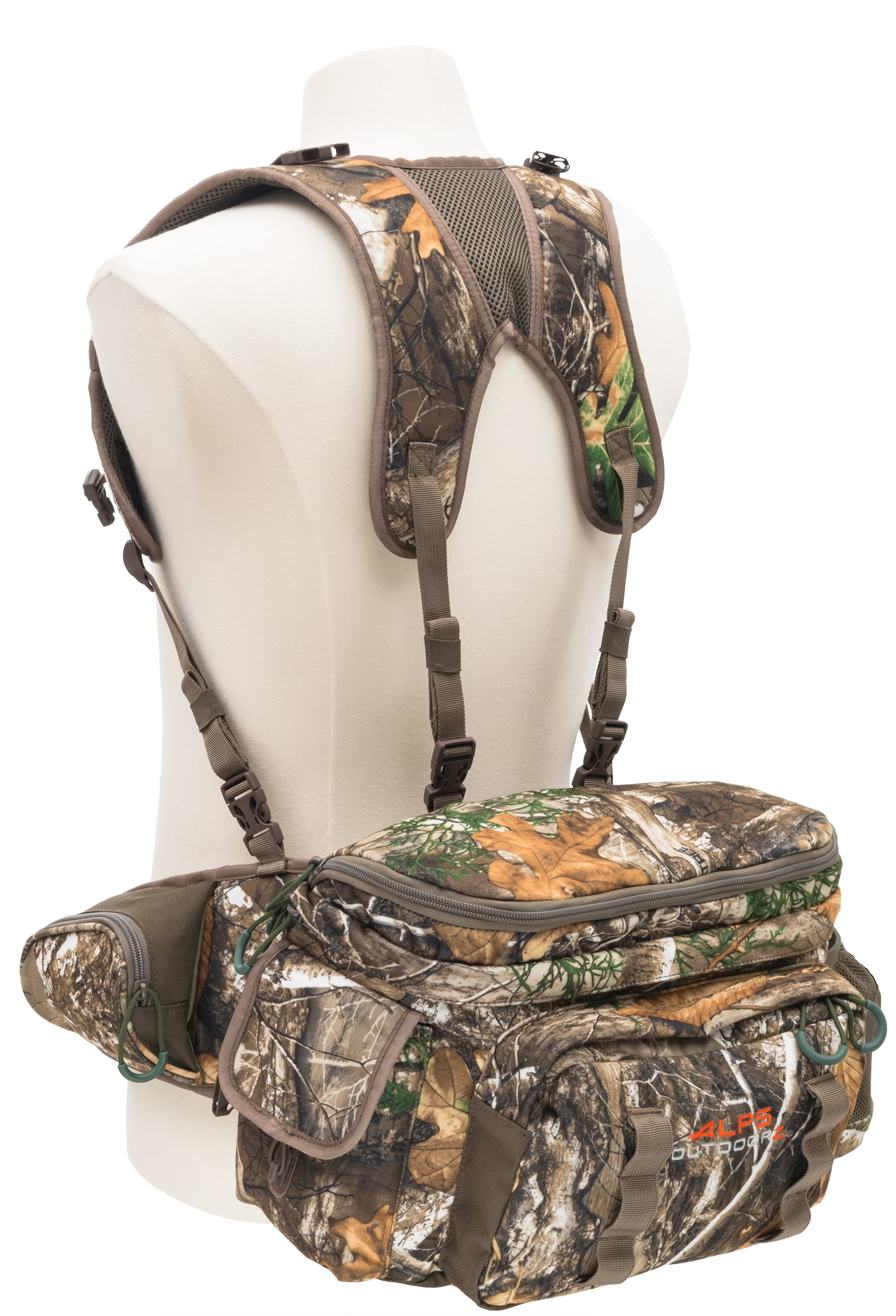ALPS OutdoorZ Big Bear Hunting Day Pack, Realtree Edge by ALPS OutdoorZ