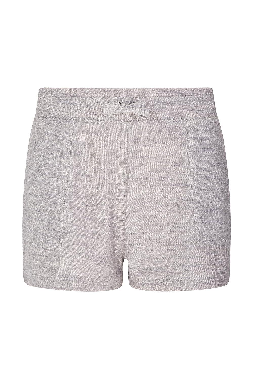 TALLA 44. Mountain Warehouse Relax Comfy los Cortocircuitos de Las Mujeres - Pantalones Cortos de Las señoras Ligeras, Pantalones del Drawcord, Fondos de la Playa de Wicking