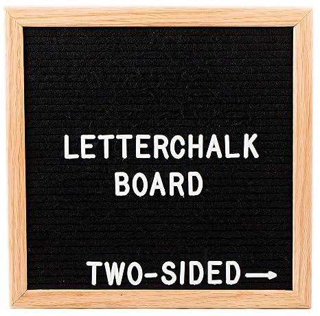 Amazon.com: Dos cara – letterchalk intercambiables letra ...