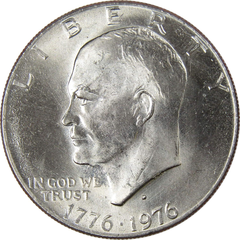 D /& S UNC 1976 Type 2 PROOF EISENHOWER IKE Dollar P