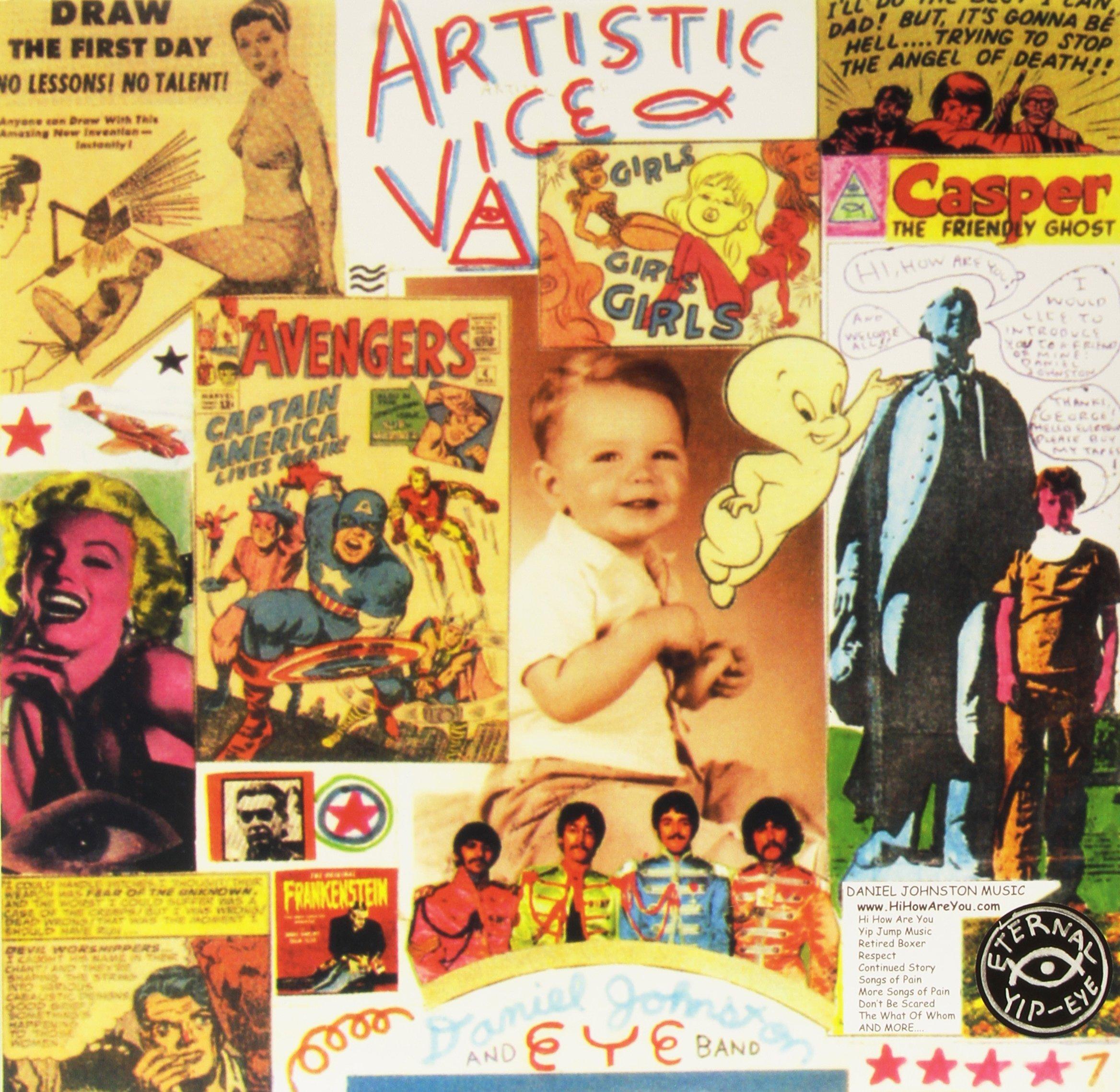 1990/Artistic Vice [Vinyl]