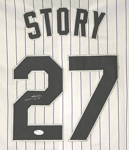 premium selection dc995 da3fd Jersey Story Trevor Trevor Jersey Jersey Trevor Story Story ...