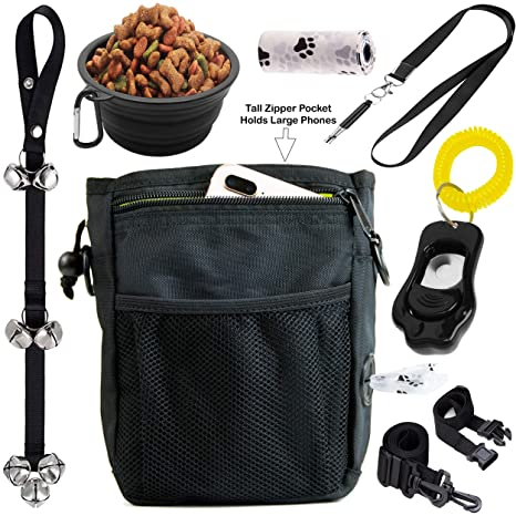 Amazon.com: Kit de entrenamiento 6 en 1 para cachorros y ...