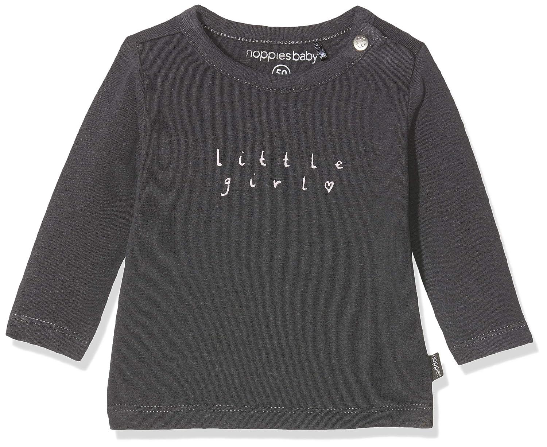 Noppies Baby-M/ädchen G Tee Slim Ls Chesapeake T-Shirt