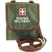 Swiss Military Green Unisex Wallet