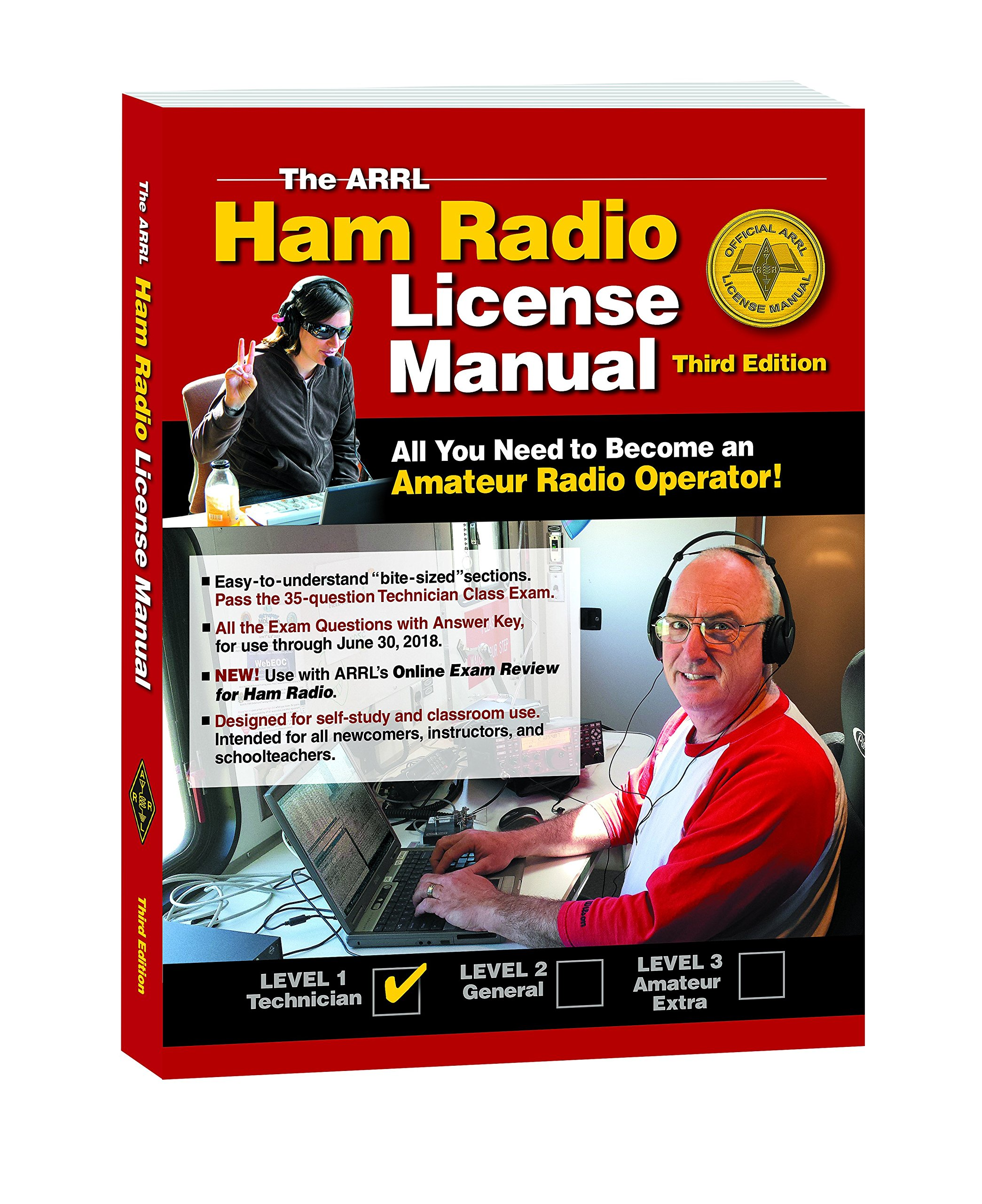The arrl ham radio license manual ward silver mark wilson the arrl ham radio license manual ward silver mark wilson 9781625950130 performing arts amazon canada xflitez Image collections
