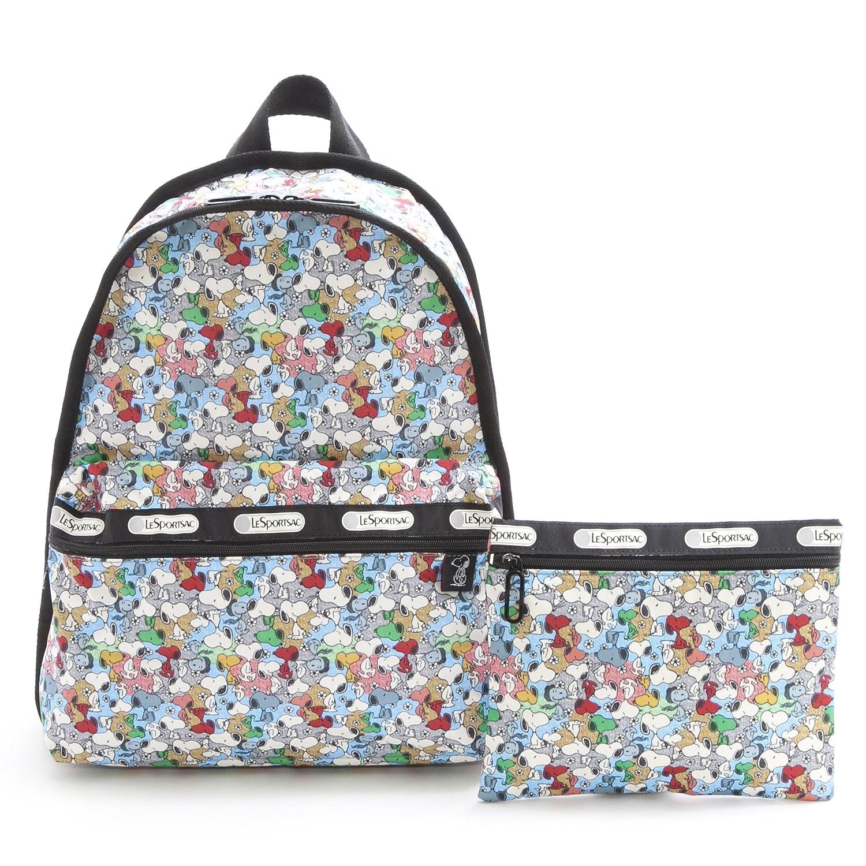 (レスポートサック) LeSportsac リュックサック 7812 Basic Backpack レディース [並行輸入品] B07DCJZ3RD P712 P712
