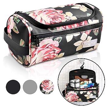 Amazon.com: Neceser de viaje – Pequeño organizador portátil ...