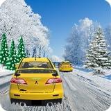 Snow Taxi Driver Racing 2016