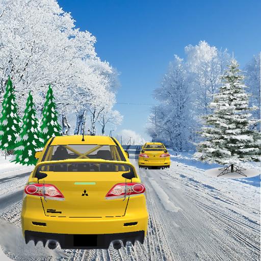 Snow Racing - Snow Taxi Driver Racing 2016