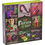 Craft-tastic I Love Fairies Kit - Craft Kit Makes 8 Different Fairy Themed Craft Projects