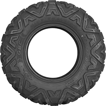 25x9-12 GBC Dirt Tamer Bias ATV Tire