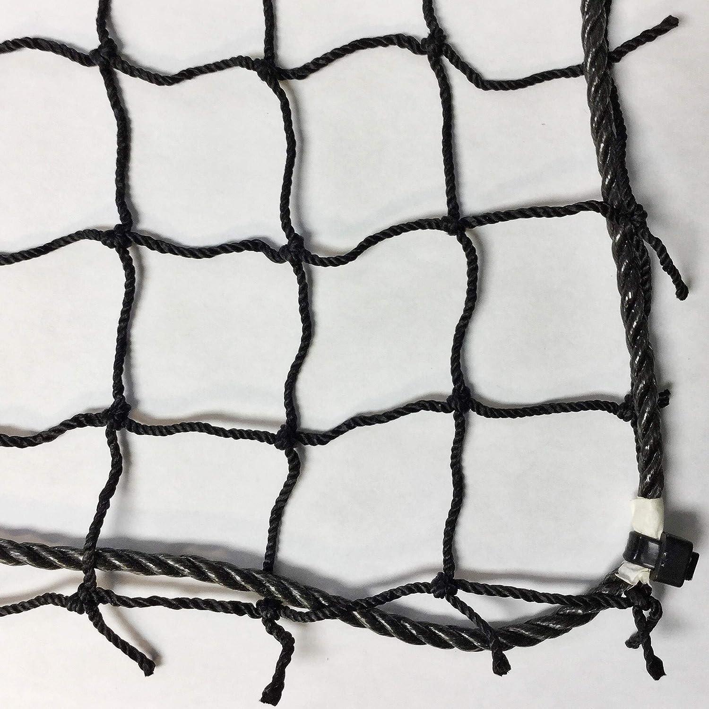 Baseball and Softball Backstop Barrier Nylon Netting #36