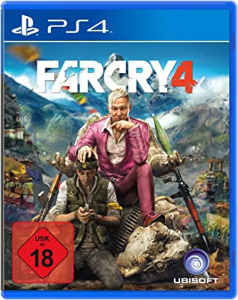 Far Cry 4 - Standard Edition [Playstation 4] [Importación Alemana]: Amazon.es: Videojuegos