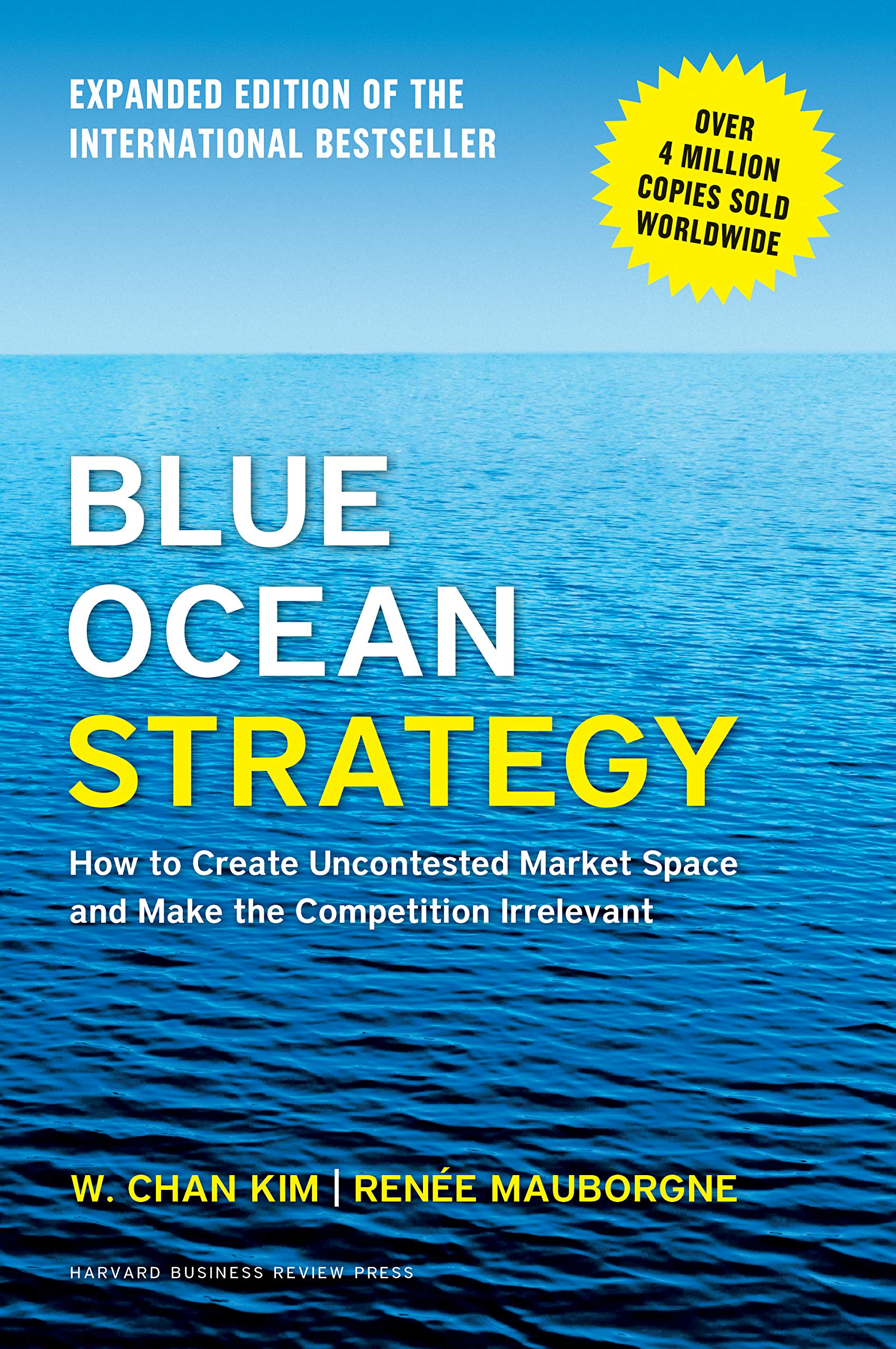 "Image result for ""Blue Ocean Strategy: How to Create Uncontested Market Space and Make the Competition Irrelevant"""
